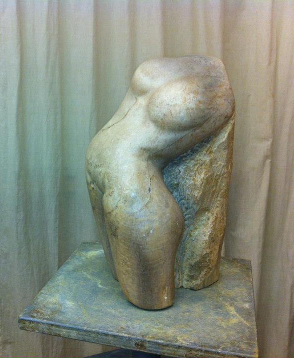 Alexandra van der Leeuw Immagine in pietra Pietra H
